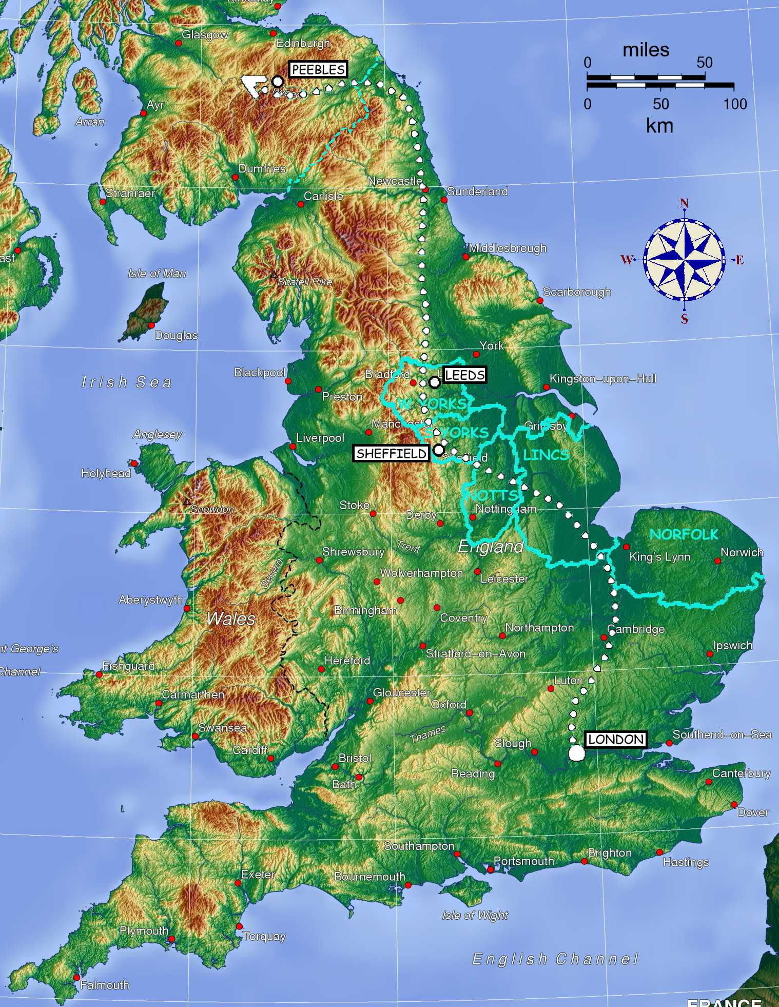 Map Of London England And Surrounding Area.The Map Of Hogwarts Location