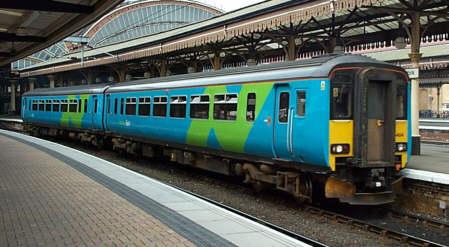 156 Arriva Trains Northern